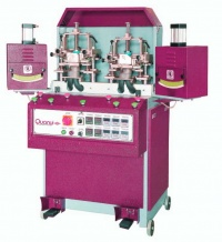 Toepart Hot and Cold Moulding Machine