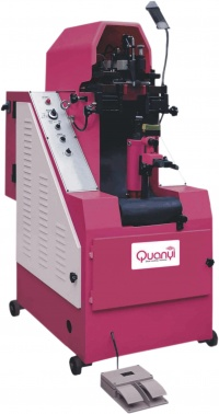 Hydraulic Heel Lasting Machine/QY2B7M with massage function